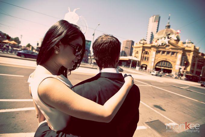 Prewedding by Monkee by Monkee - 019