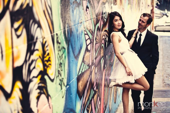 Prewedding by Monkee by Monkee - 020