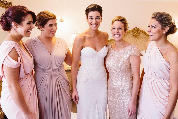 My Classic Greek Wedding by White Runway - 001