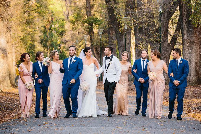 My Classic Greek Wedding by White Runway - 003