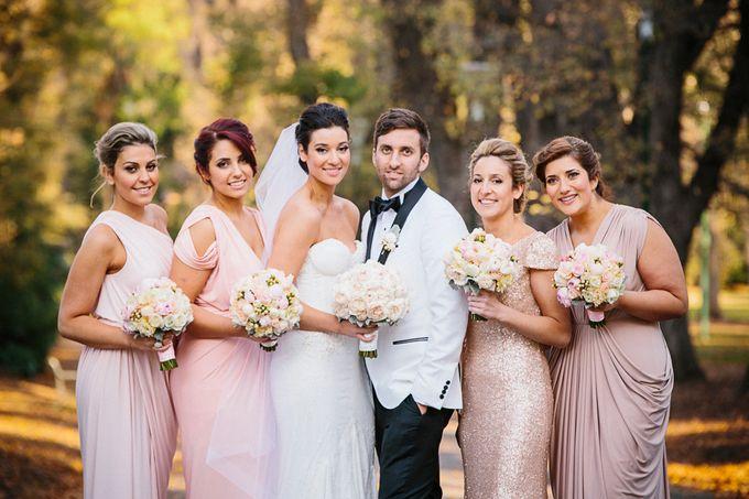 My Classic Greek Wedding by White Runway - 004