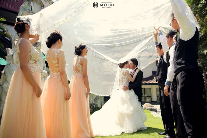 Wedding Stephen & Ingrid by Sheraton Surabaya Hotel & Towers - 001