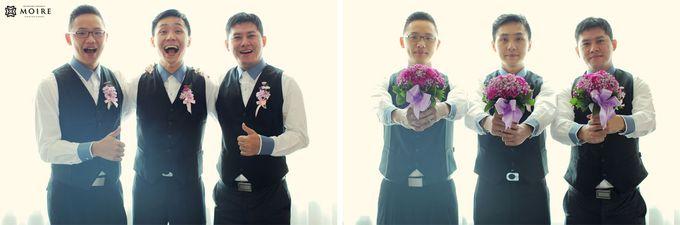 Wedding Stephen & Ingrid by Sheraton Surabaya Hotel & Towers - 002