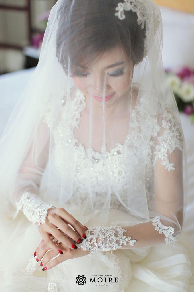 Wedding Stephen & Ingrid by Sheraton Surabaya Hotel & Towers - 005