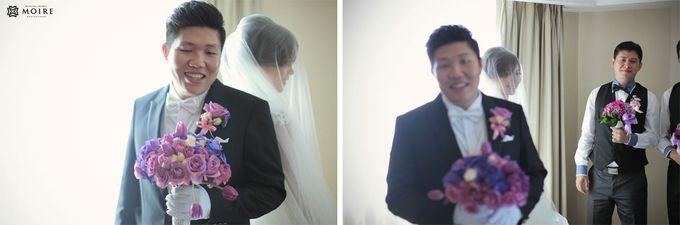 Wedding Stephen & Ingrid by Sheraton Surabaya Hotel & Towers - 006