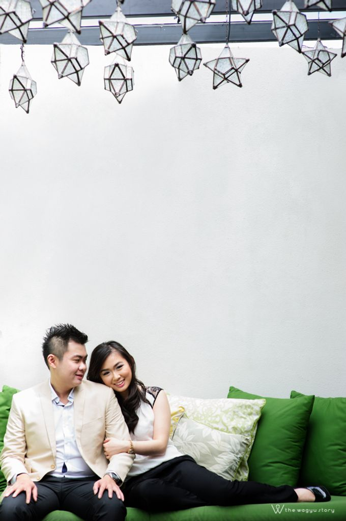 Stevan and Irene - Engagement by The Wagyu Story - 001