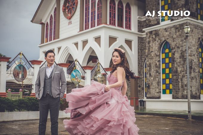 Steven & Yomi Pre Wedding by WorkzVisual Video Production - 012