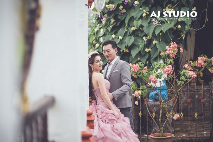 Steven & Yomi Pre Wedding by WorkzVisual Video Production - 014