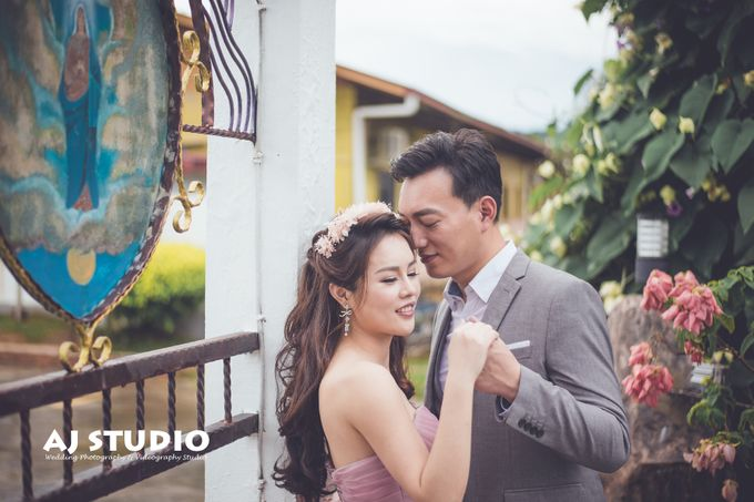 Steven & Yomi Pre Wedding by WorkzVisual Video Production - 015