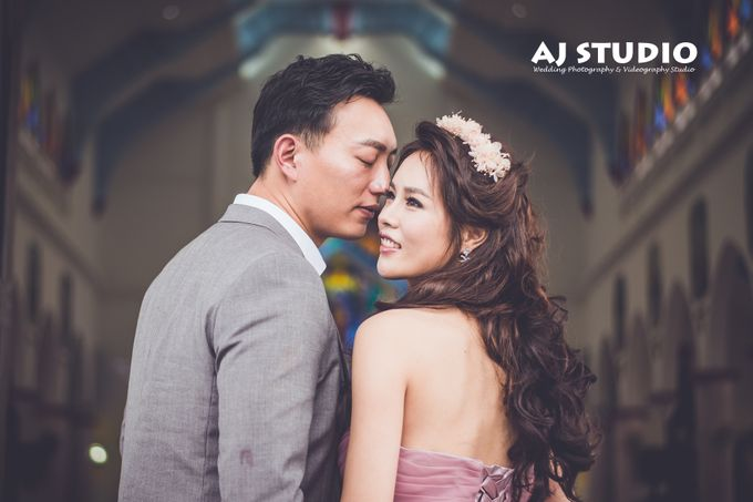 Steven & Yomi Pre Wedding by WorkzVisual Video Production - 017