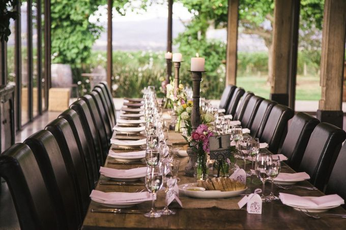The Barn Wedding by Stones of the Yarra Valley - 013