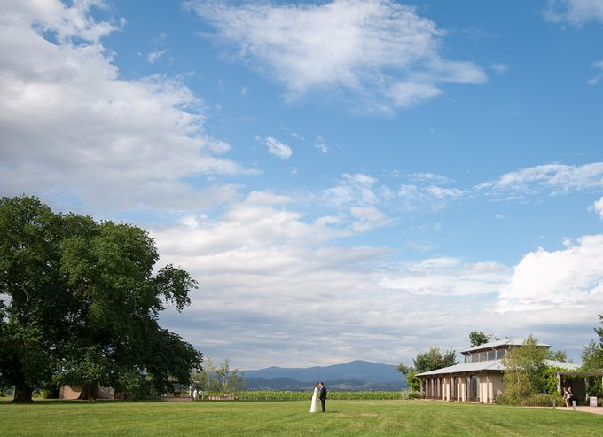 The Barn Wedding by Stones of the Yarra Valley - 003