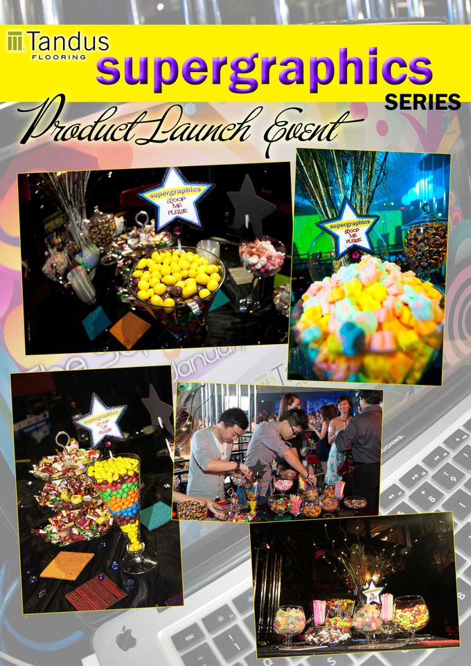 Tandus Flooring Supergraphics Product Launch Event 2012 by Candy Buffet Singapore - 017