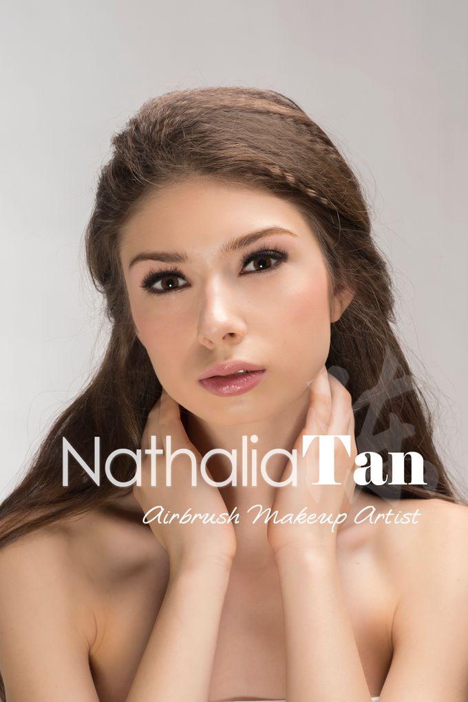 Flawless natural beauty by Nathalia TAN Makeup Artist - 001