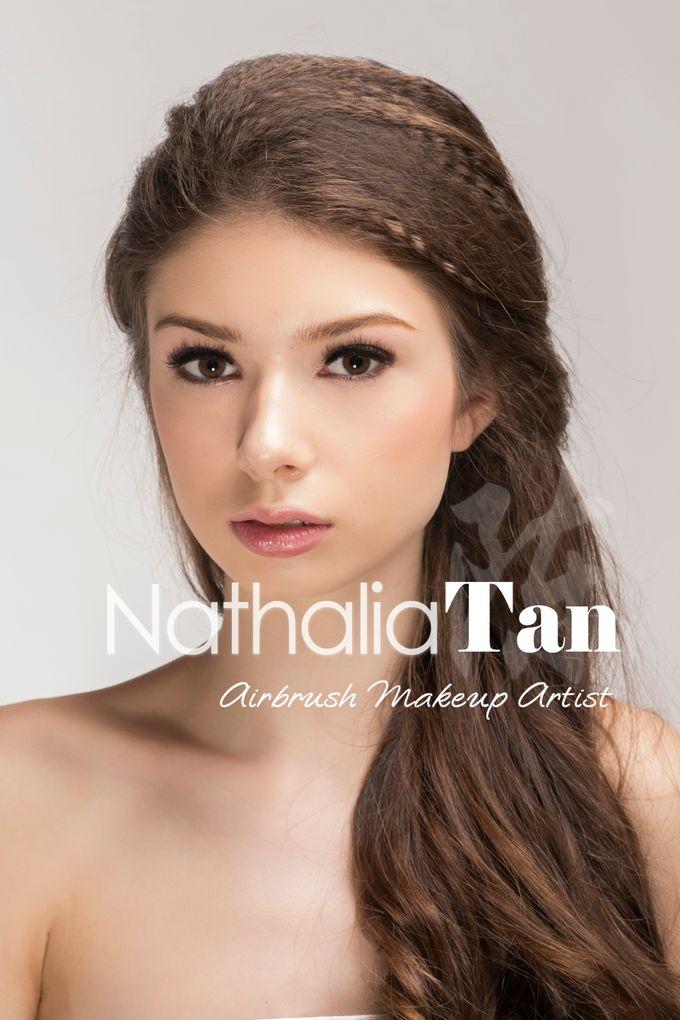 Flawless natural beauty by Nathalia TAN Makeup Artist - 002