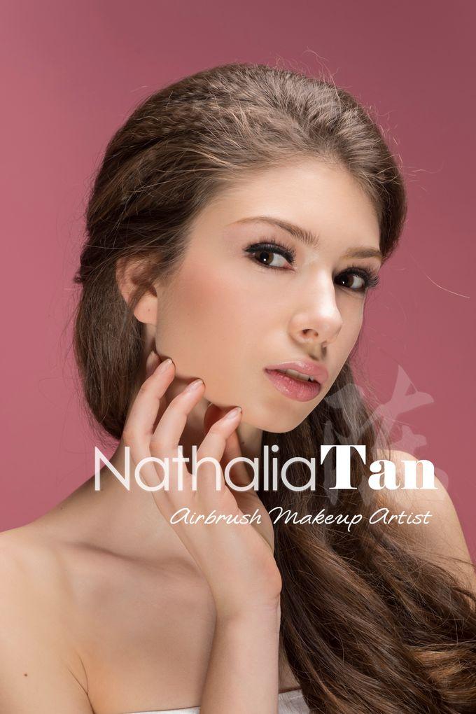 Flawless natural beauty by Nathalia TAN Makeup Artist - 004
