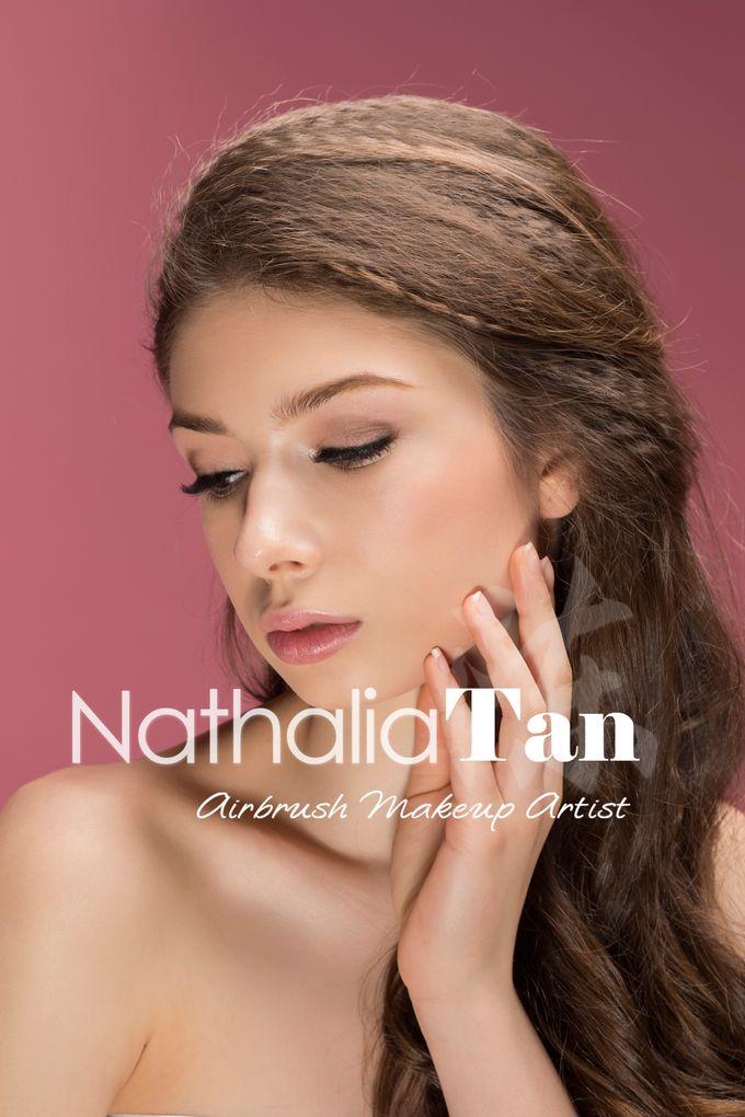 Flawless natural beauty by Nathalia TAN Makeup Artist - 005