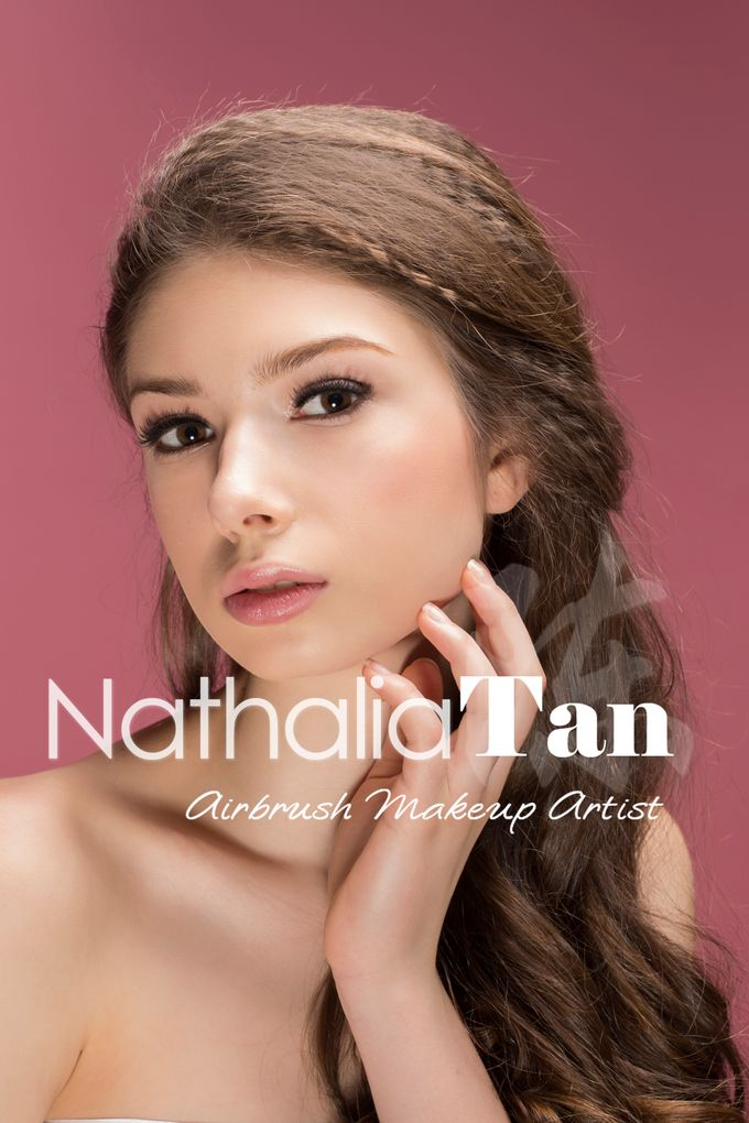 Flawless natural beauty by Nathalia TAN Makeup Artist - 006
