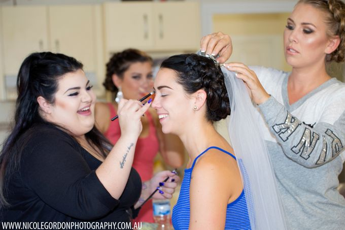 Wedding of Suzannah and Henare by Nicole Gordon Photography - 006