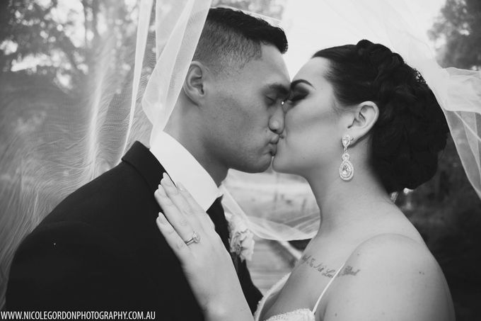Wedding by Nicole Gordon Photography - 026