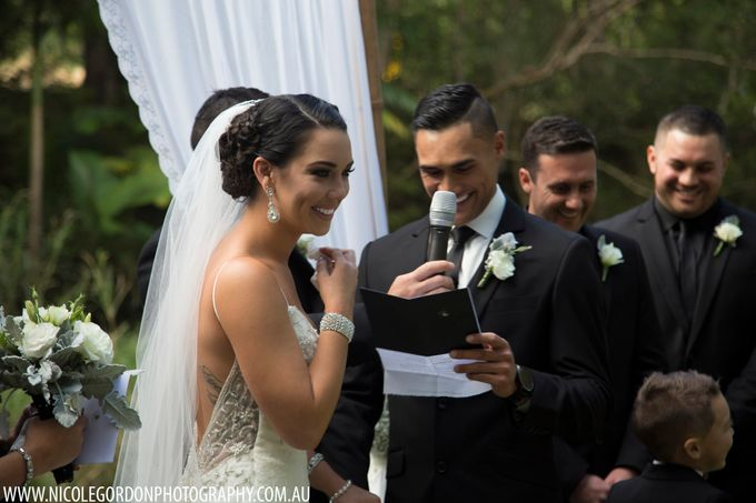 Wedding of Suzannah and Henare by Nicole Gordon Photography - 013