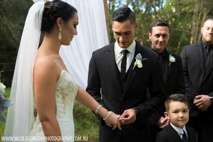 Wedding of Suzannah and Henare by Nicole Gordon Photography - 014