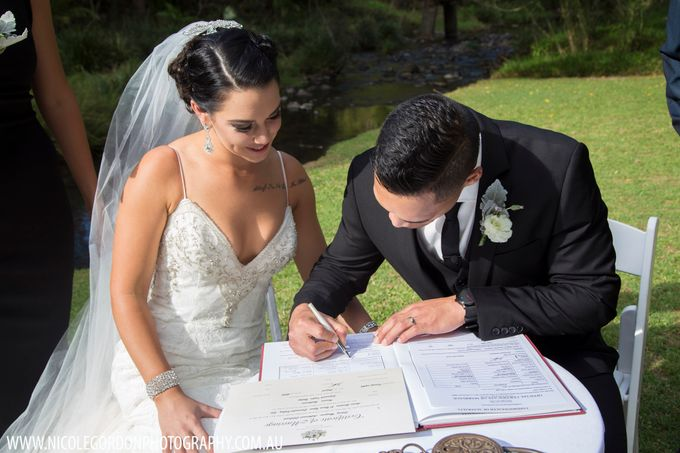 Wedding of Suzannah and Henare by Nicole Gordon Photography - 016