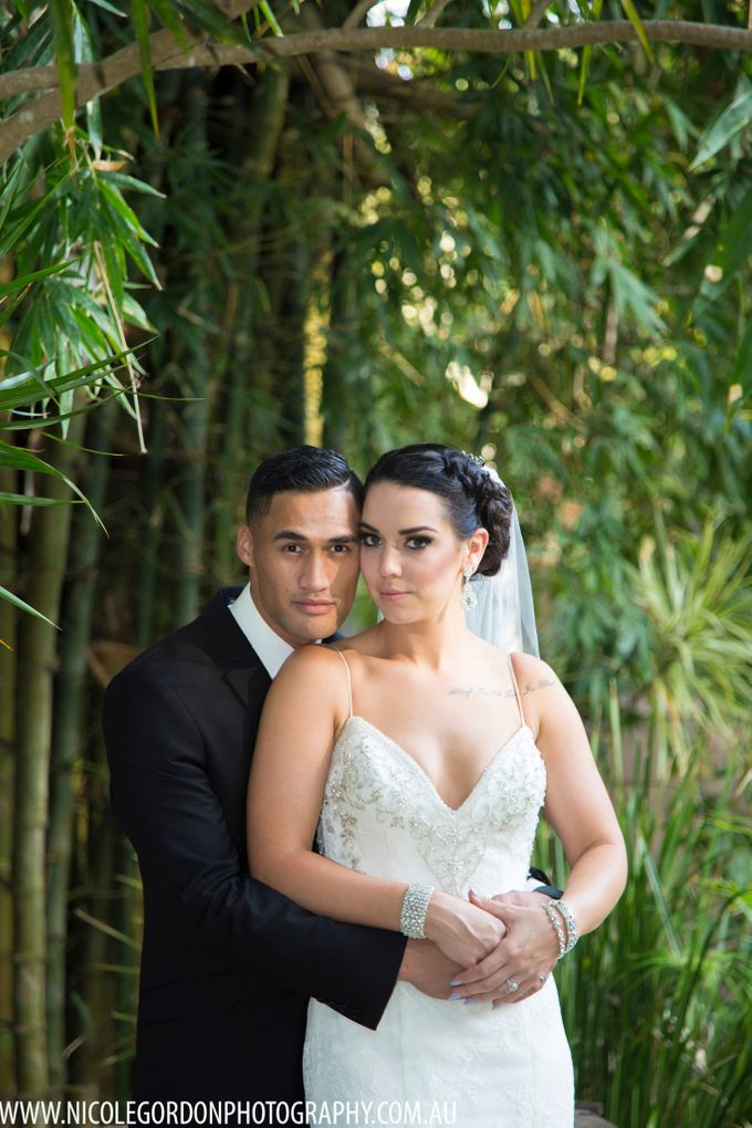 Wedding of Suzannah and Henare by Nicole Gordon Photography - 019