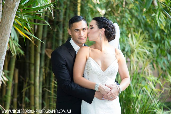 Wedding of Suzannah and Henare by Nicole Gordon Photography - 020