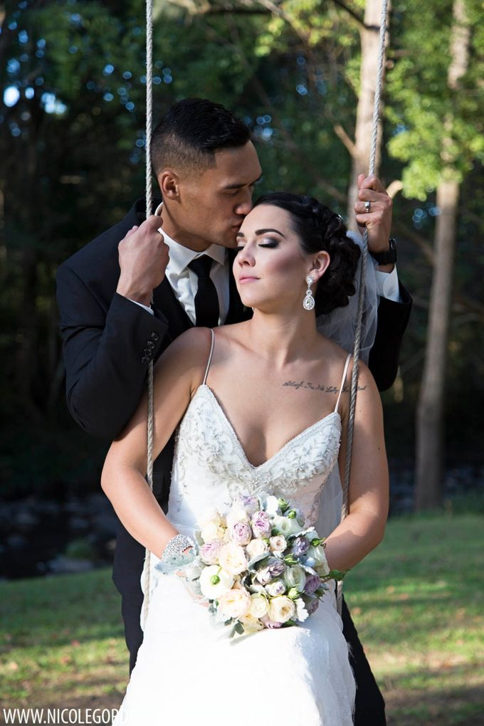 Wedding of Suzannah and Henare by Nicole Gordon Photography - 021