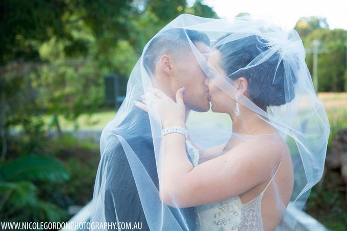 Wedding of Suzannah and Henare by Nicole Gordon Photography - 024