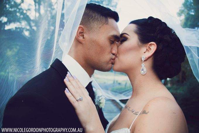 Wedding of Suzannah and Henare by Nicole Gordon Photography - 025