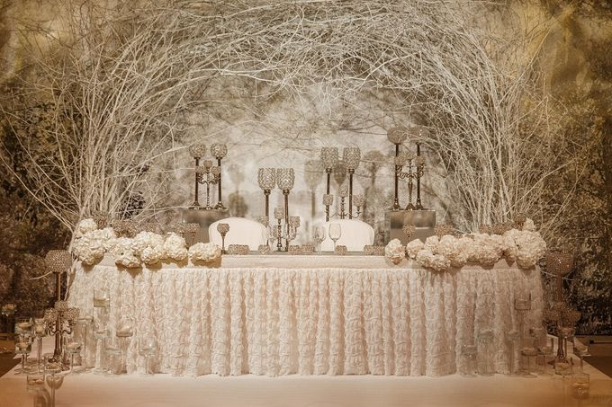 Winter Wedding by Wedding People - 002