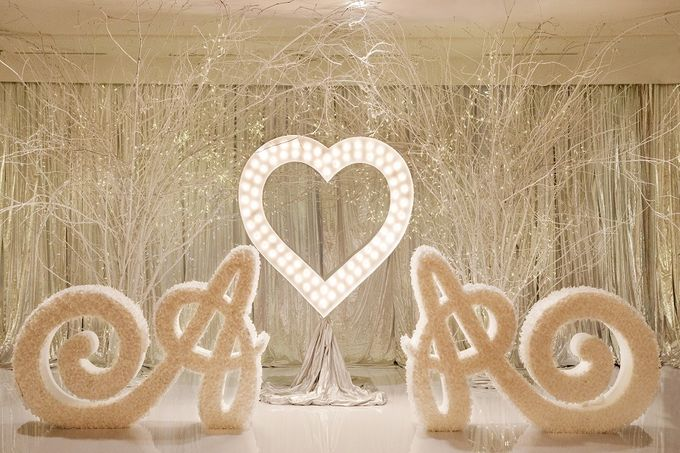 Winter Wedding by Wedding People - 003