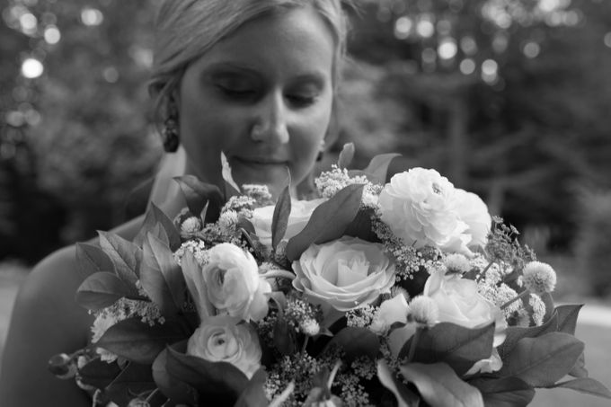 Outdoor Michigan Wedding by Photography by Collette - 018