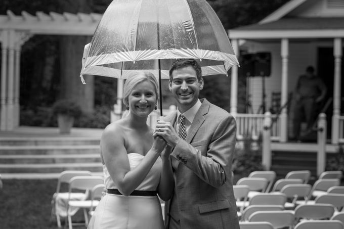Outdoor Michigan Wedding by Photography by Collette - 029