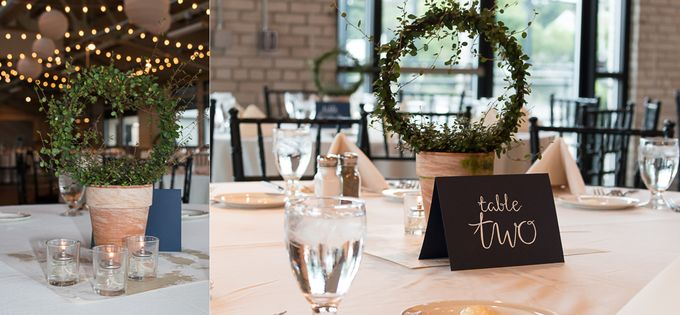 Outdoor Michigan Wedding by Photography by Collette - 032
