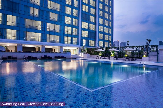 wedding package by Crowne Plaza Bandung - 010