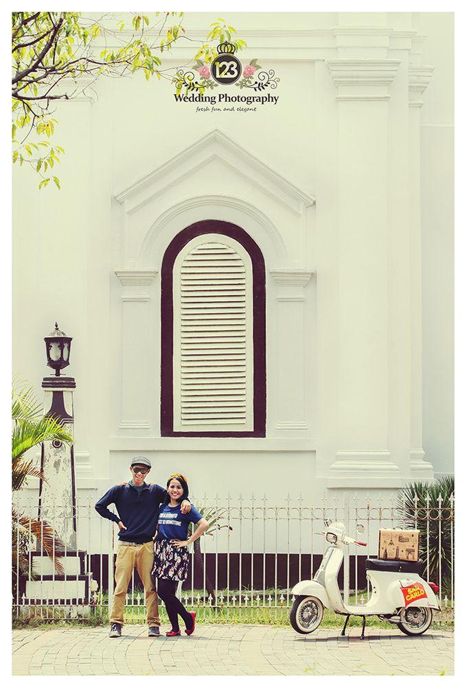 Prewedding Compilation by 123 Wedding Photography - 014