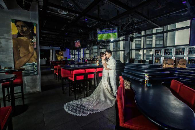 Wedding at Aloft Kuala Lumpur Sentral by Aloft Kuala Lumpur Sentral - 019