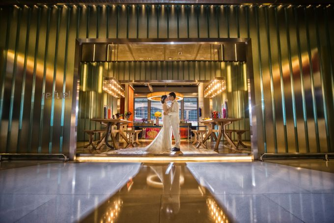 Wedding at Aloft Kuala Lumpur Sentral by Aloft Kuala Lumpur Sentral - 020
