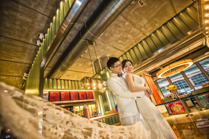Wedding at Aloft Kuala Lumpur Sentral by Aloft Kuala Lumpur Sentral - 021