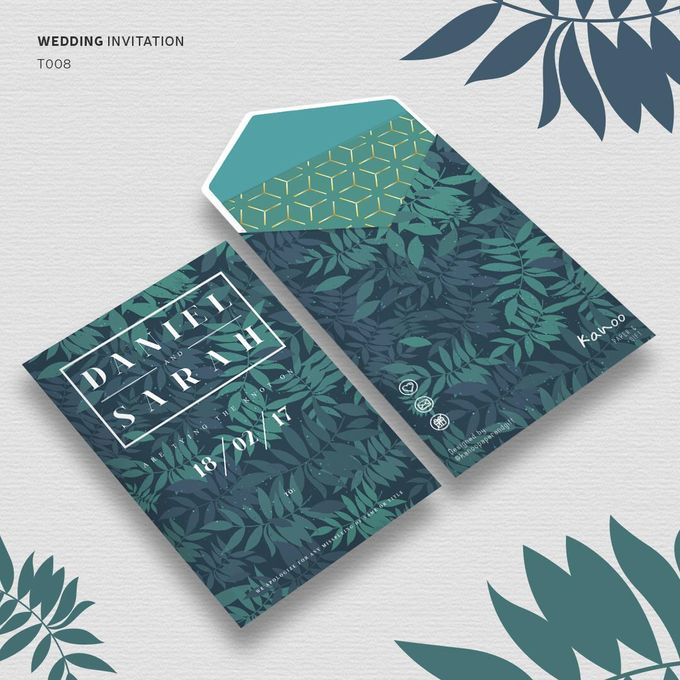 Template 008 by Kanoo Paper & Gift - 001
