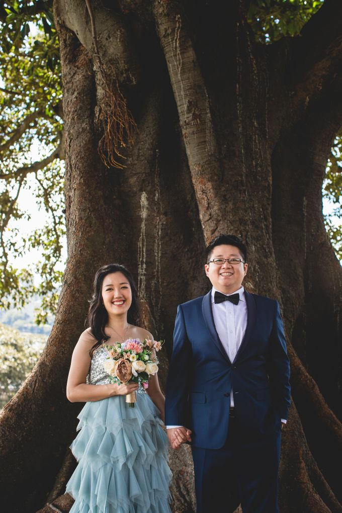 Tahayu & Amelia Prewedding by Flinklupe Production - 004