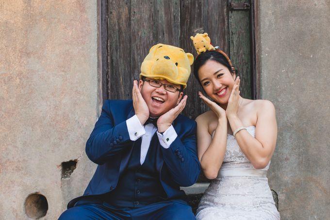 Tahayu & Amelia Prewedding by Flinklupe Production - 011