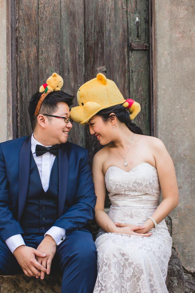 Tahayu & Amelia Prewedding by Flinklupe Production - 013
