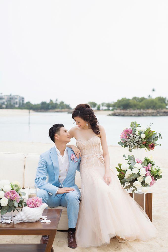 Deeper Than The Ocean 2 by Everitt Weddings - 021