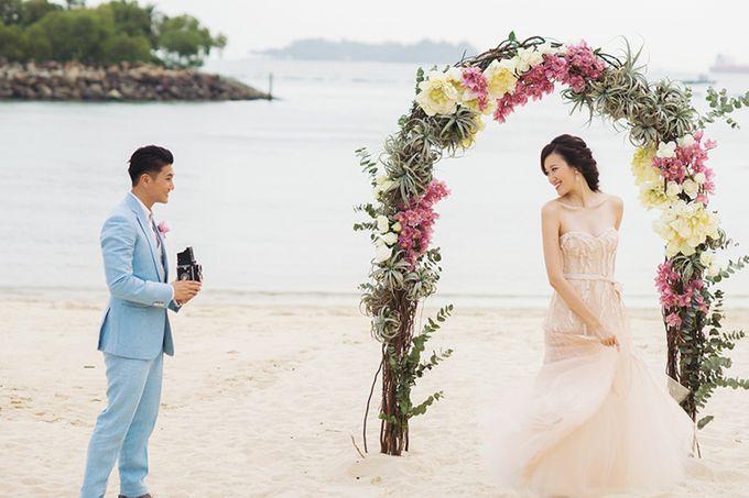 Deeper Than The Ocean 2 by Everitt Weddings - 030