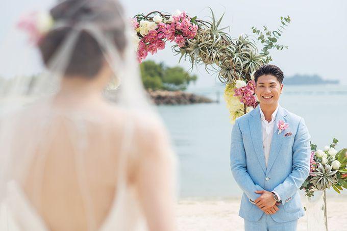 Deeper Than The Ocean 1 by Everitt Weddings - 004