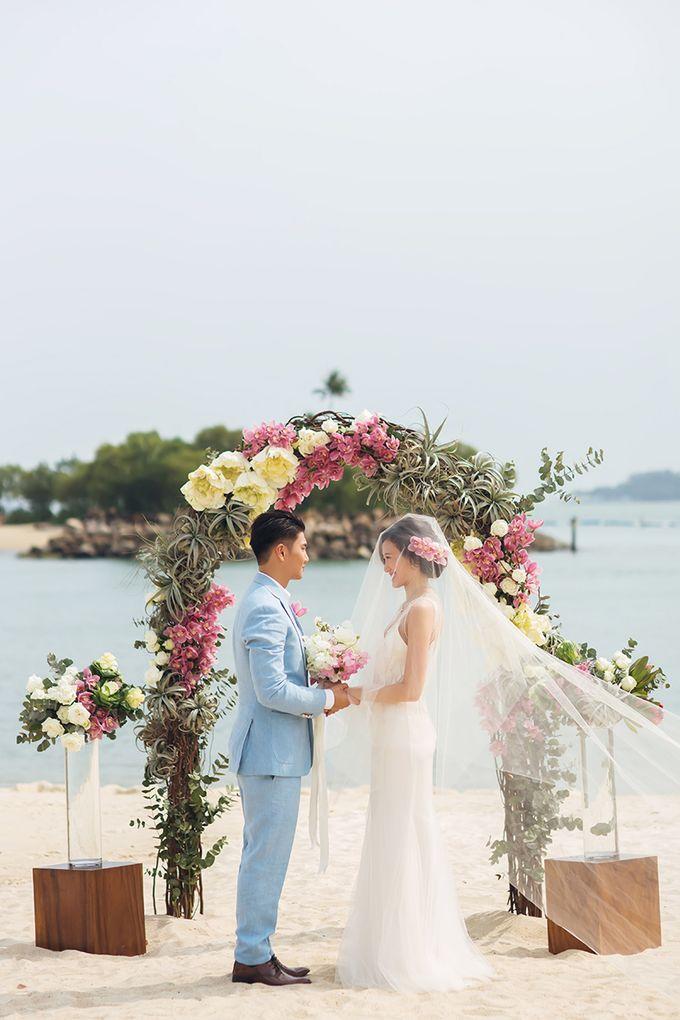 Deeper Than The Ocean 1 by Everitt Weddings - 005